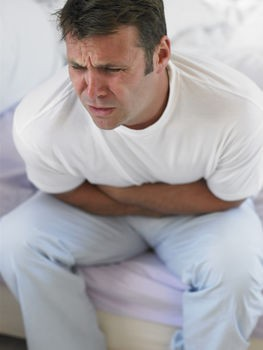 Stomach Pain from IBS
