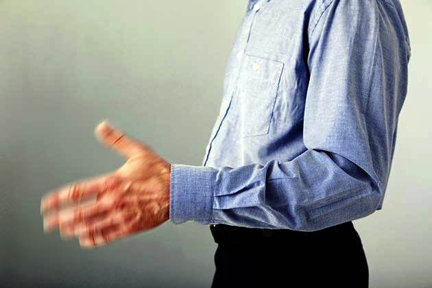Parkinson's Hand Tremors